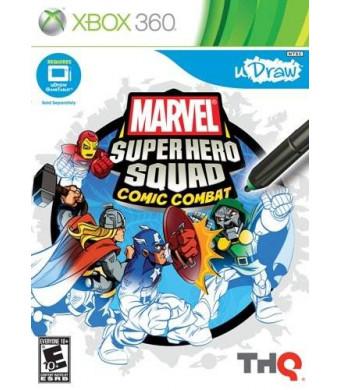 THQ uDraw Marvel Super Hero Squad: Comic Combat - Xbox 360
