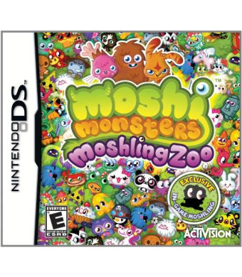 Activision Moshi Monsters - Nintendo DS