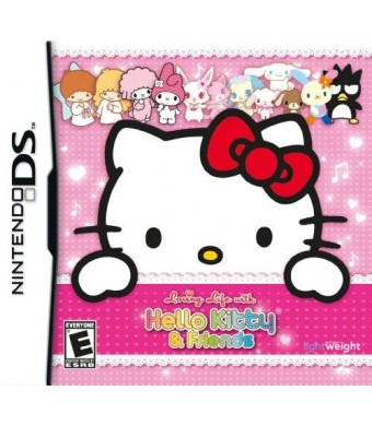 Bersala Loving Life with Hello Kitty and Friends - Nintendo DS