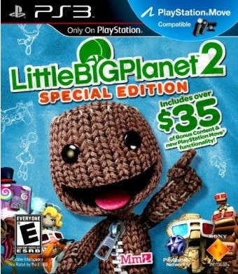 Sony PS3 Little Big Planet 2 Special Edition
