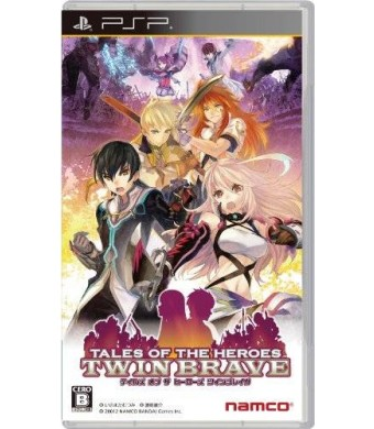 Namco Bandai Games Tales of the Heroes: Twin Brave [Japan Import]