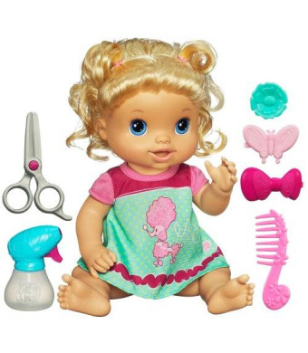 Hasbro Baby Alive Beautiful Now Baby - Blonde