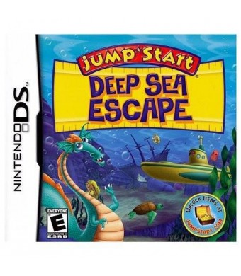Knowledge Adventure Jumpstart Deep Sea Escape (Nintendo DS)