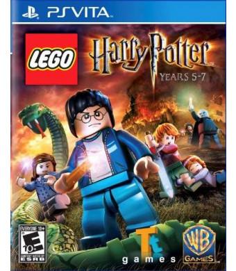 Warner Bros Lego Harry Potter: Years 5-7 - PlayStation Vita