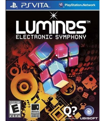 Ubisoft Lumines: Electronic Symphony - PlayStation Vita
