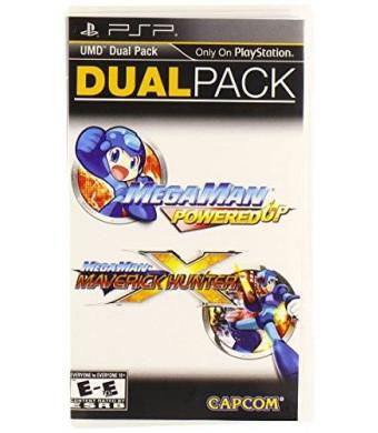 Capcom Mega Man Powered Up and Maverick Hunter X Dual Pack - PlayStation Portable