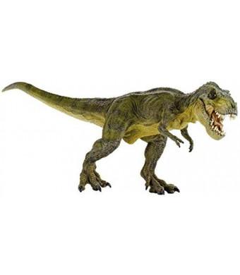 Papo Green Walking T-Rex Toy Figure