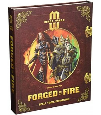 Arcane Wonder Mage Wars Forged in Fire Game