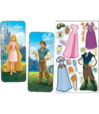 Lee Publications Magnetic Fun Mini Tin: Disney Princess - Tangled