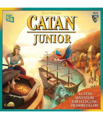 Mayfair Games Catan: Junior