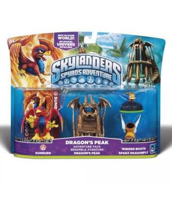 Activision Skylanders Spyro's Adventure Pack: Dragon's Peak