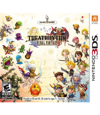 Square Enix Theatrhythm: Final Fantasy