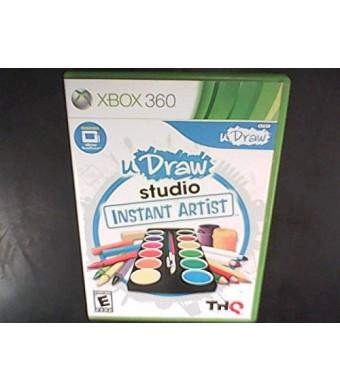 THQ 360 uDraw studio Instant Arttist Standal