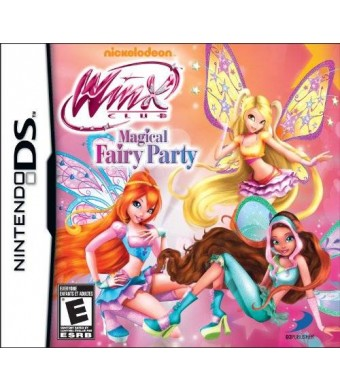 D3 Publisher Winx Club: Magical Fairy Party - Nintendo DS