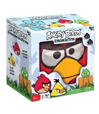 University Games Angry Birds Indoor and Outdoor 3D Action Game