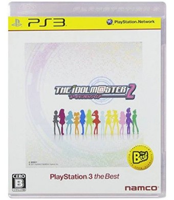 Namco Bandai Games The Idolm@ster 2 [PlayStation3 the Best Version] [Japan Import]