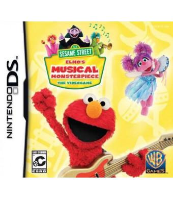 WB Games Sesame Street: Elmo's Musical Monsterpiece - Nintendo DS