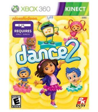 2K Nickelodeon Dance 2 - Xbox 360