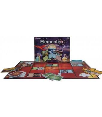 Alchemist Empire, Inc. Elementeo Chemistry Card Game V2