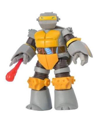Teenage Mutant Ninja Turtles Metal Head Action Figure