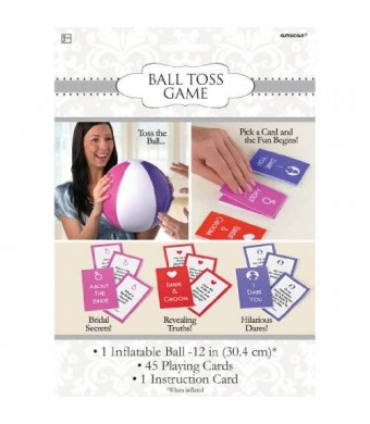 Amscan GAME BRIDAL BALL TOSS (1 per package)