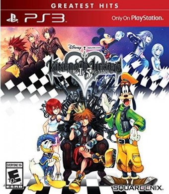 Square Enix Kingdom Hearts HD 1.5 Remix