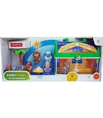 Prannoi Fisher Price Little People On The Go Nativity