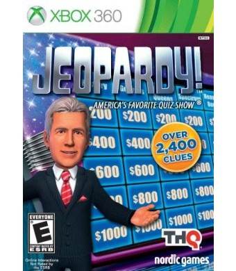 Nordic Games Jeopardy - Xbox 360