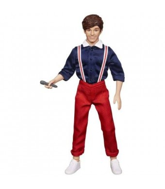 One Direction Singing - Louis Doll