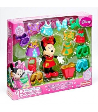 Fisher-Price Minnie's Holiday Bow-tique