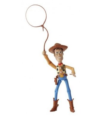 Mattel Toy Story Deluxe Round Em Up Sheriff Woody Figure