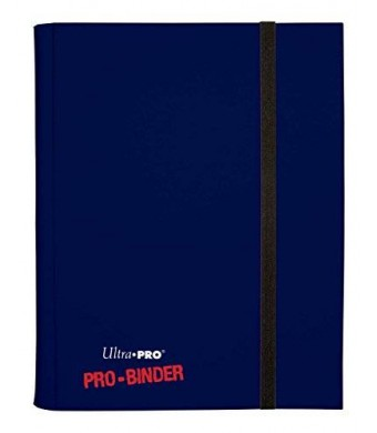 Ultra Pro PRO-Binder (9-Pocket Size), Blue