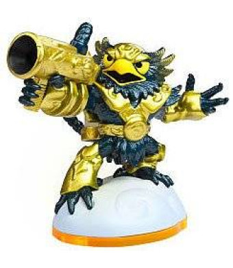 Unknown Skylanders Giants LOOSE Figure LEGENDARY Jet-Vac [Includes Card and Online Code]