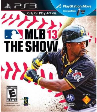 Sony MLB 13 The Show - Playstation 3