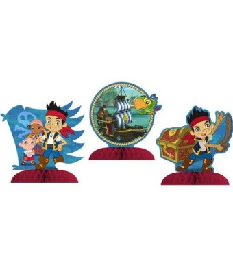 Disney Jake and the Neverland Pirates Centerpieces