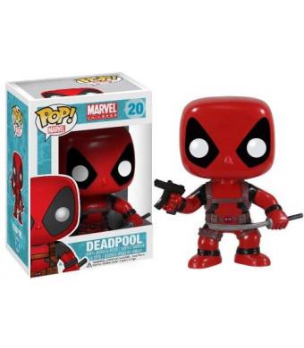 Funko 3052 Pop Marvel Deadpool Bobble Figure