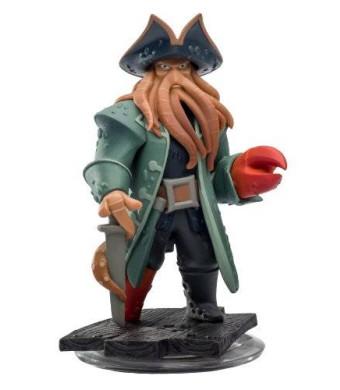 Disney Interactive Studios DISNEY INFINITY Figure Davy Jones