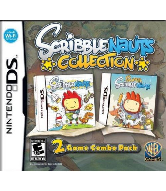 Warner Home Video - Games Scribblenauts Collection - Nintendo DS