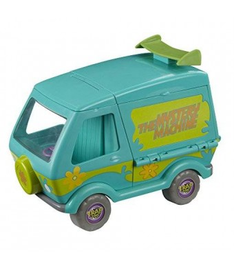 ScooDoo Scooby Doo Trap Time Deluxe Mystery Machine