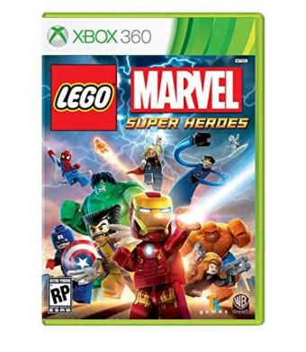 Warner Bros Lego: Marvel Super Heroes, XBOX 360