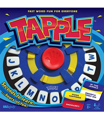 USAopoly Tapple - Fast Word Fun For Everyone