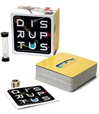 Funnybone Toys / Disruptus - An Award Winning Game Designed to Open Every Mind