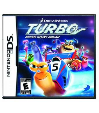 D3 Publisher Turbo: Super Stunt Squad - Nintendo DS
