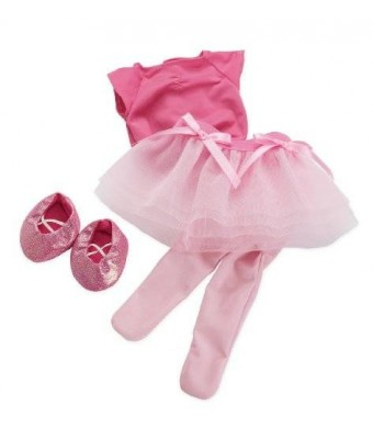 Manhattan Toy Baby Stella Tiptoe Ballet Tutu Baby Doll Clothing