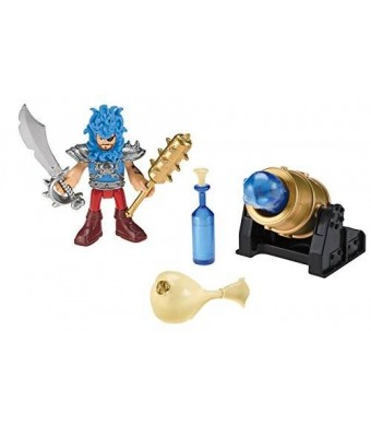 Fisher-Price Imaginext Pirate Basic Deckhand and Cannon