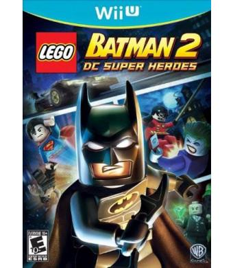 Warner Home Video - Games Lego Batman 2: DC Super Heroes