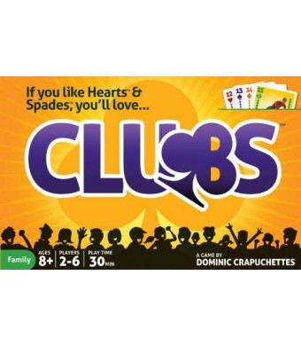 North Star Games Clubs Card Game