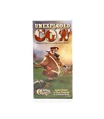 Cheapass Games Unexploded Cow Board Game