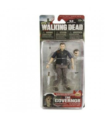 McFarlane Toys The Walking Dead TV Series 4 The Governor Action Figure