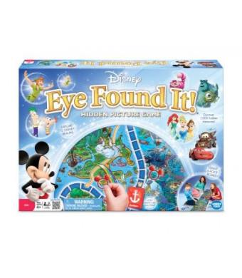 Wonder Forge World of Disney Eye Found It Board Game